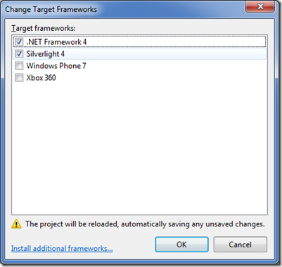 could not download the silverlight application sharepoint 2010