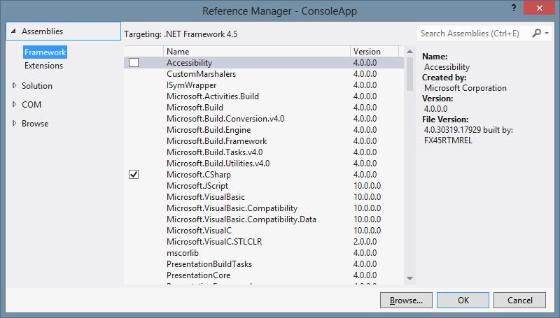 Calling WinRT from Windows Desktop Apps - Christian Nagel's Blog